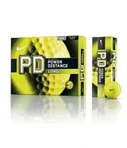 Nike Golf PD Long Power Distance Golf Balls - PG Golf Links