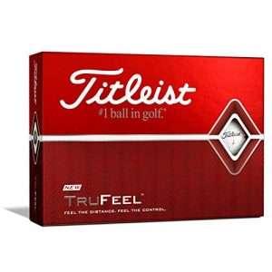 Titleist True Feel golf balls - PG Golf Links