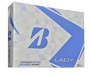 Bridgestone Lady Precept Ladies Golf Balls - PG Golf Links