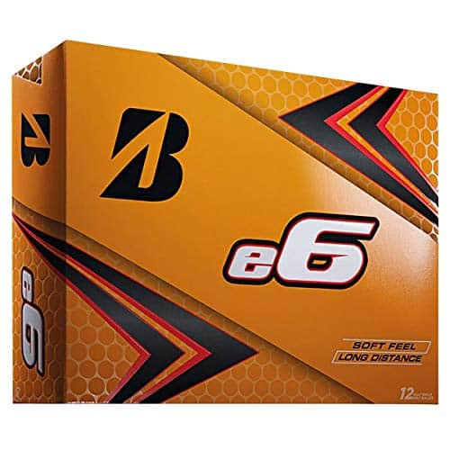 Bridgestone E6 Soft Golf Ball