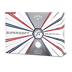 Callaway Supersoft Golf Ball - PG Golf LInks