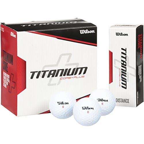 Wilson Titanium Ball