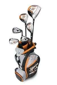 Callaway Boys XJ Hot Junior Kids Golf Club Set - PG Golf Links