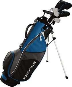 Wilson Juniors Complete Golf Set - PG Golf Links
