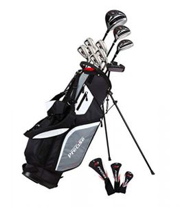 Precise M5 Men's Complete Golf Clubs Package Set