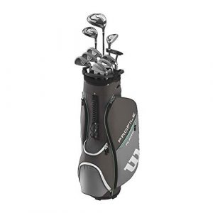 Wilson Golf Profile Platinum Package Set