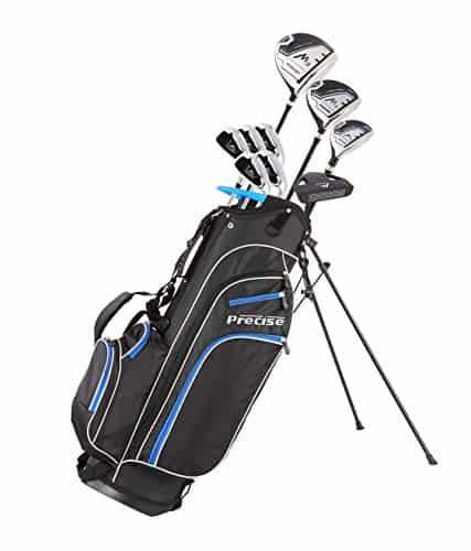 Precise M3 Men's Complete Golf Clubs