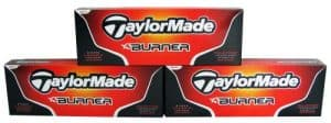 TaylorMade Burner Golf Balls