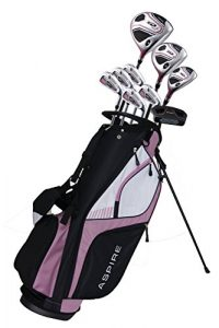 Aspire XD1 Ladies Women's Complete Golf Club Set