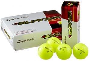 Taylor Made Burner golf balls - PG Golf Links