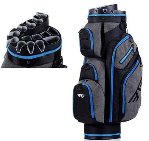 EG EAGOLE 14 Way Divider Top Premium Golf Cart Bag