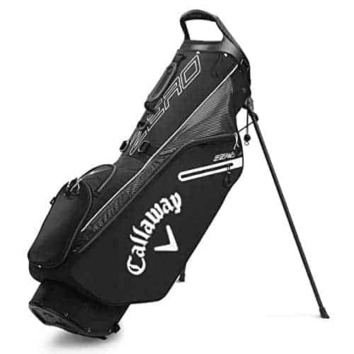 Callaway Golf Hyper-Lite Zero Bag - Top Pick