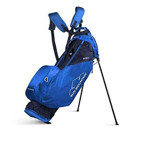 Sun Mountain 2020 2.5+ Golf Stand Bag - Best High End