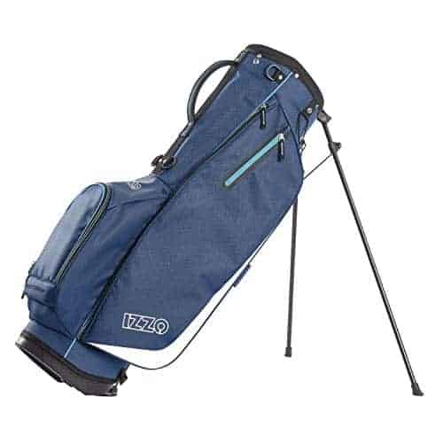 Izzo Golf Lite Stand Golf Bag - Most Spacious