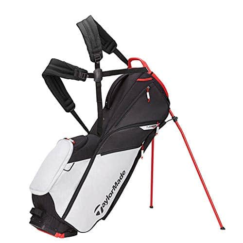 TaylorMade Flextech Lite Stand Golf Bag - Most Secure