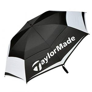 TaylorMade Golf Tour Double Canopy Umbrella