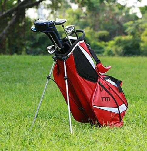 TTD TIANTIANDA Super Light Golf Stand Bag - Most Pockets