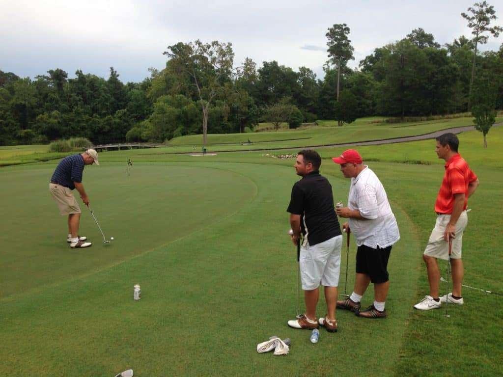 Scramble vs Best Ball - PG Golf Links