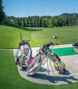 Difference between men and women golf clubs - PG Golf Links
