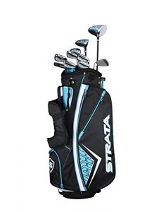 STRATA Women's Plus Complete Golf Packaged Sets