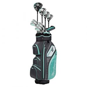 MACGREGOR Golf DCT3000 Premium Ladies Golf Clubs Set