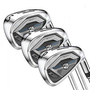 Wilson Staff Golf D7 Graphite Iron Set