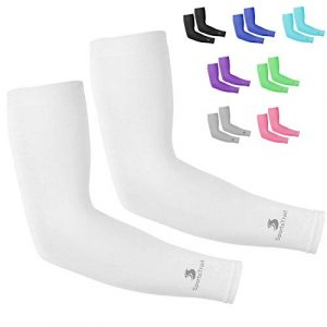Cooling Arm Sleeves for Men & Women