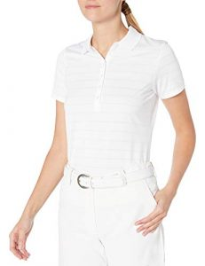 Callaway Women's Short Sleeve Opti Vent Open Mesh Polo