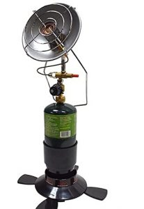 Red Hawk Propane Heater for Golf Carts