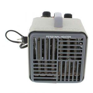 Comfort Zone CZ707 1500 Watt Compact Utility Heater