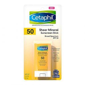 CETAPHIL Sheer Mineral Sunscreen Stick