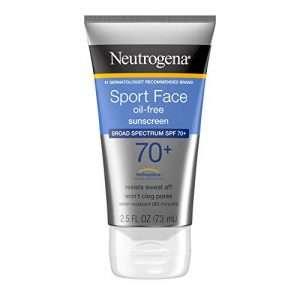 Neutrogena Sport Face Sunscreen SPF 70+