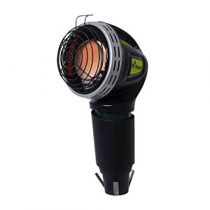 Mr. Heater MH4GC Propane Portable Golf Cart Cup Holder Heater