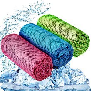 YQXCC 3 Pcs Cooling Towel